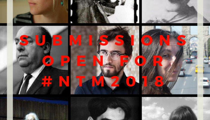 Submissions OPEN for NTM 2018